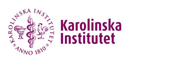 Karolinska institutet logga