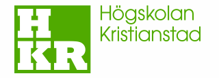 Högskolan Kristianstads logga